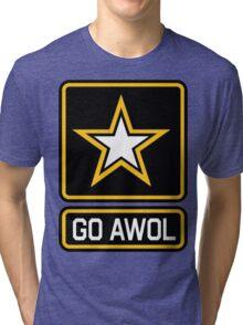 GO AWOL Tri-blend T-Shirt