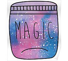 Magic jar. Poster