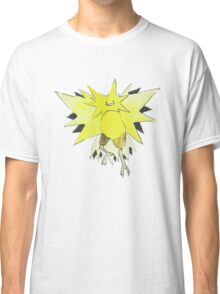 Ditto Zapdos Classic T-Shirt