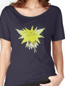 Ditto Zapdos Women's Relaxed Fit T-Shirt