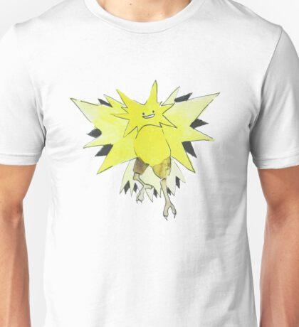 Ditto Zapdos Unisex T-Shirt