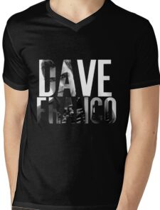 Dave Franco Mens V-Neck T-Shirt