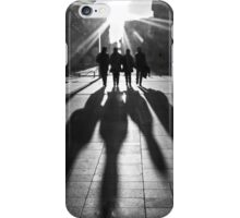 Shadows of the Beatles iPhone Case/Skin