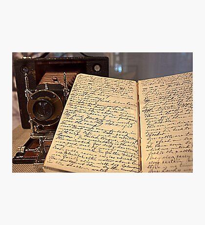 Prospector's Journal Photographic Print