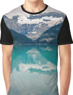 Landscape Mountain Graphic T-Shirt