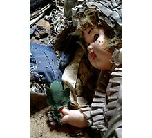 12.5.2014: Death of Doll I Photographic Print