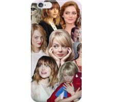 Emma Stone iPhone Case/Skin