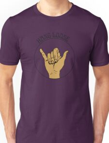 Hang Loose - Shaka Sign Unisex T-Shirt
