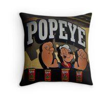 ♂ ♀ ∞ ☆ ★ Popeye A Favorite Memory Of Mine Throw Pillow ♂ ♀ ∞ ☆ ★ Throw Pillow