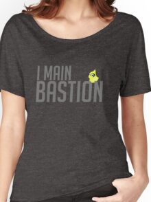 I Main Bastion Women's Relaxed Fit T-Shirt