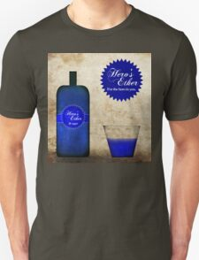 Hero's Ether: A drink for everyone Unisex T-Shirt
