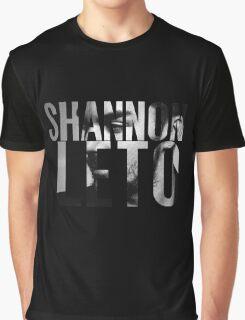 Shannon Leto Graphic T-Shirt