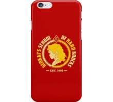 Genkai's School of Hard Knocks iPhone Case/Skin