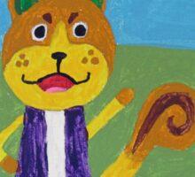 Animal Crossing Series- Sheldon Sticker