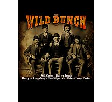 Butch Cassidy's Wild Bunch Photographic Print