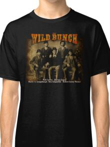 Butch Cassidy's Wild Bunch Classic T-Shirt