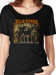 Butch Cassidy's Wild Bunch Women's Relaxed Fit T-Shirt