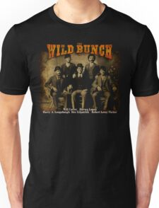 Butch Cassidy's Wild Bunch Unisex T-Shirt