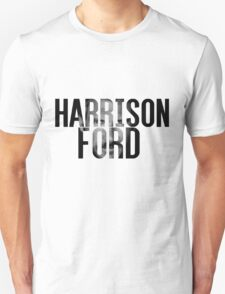 Harrison Ford Unisex T-Shirt