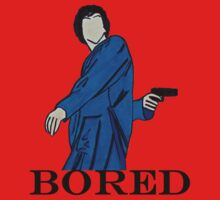 Bored Sherlock. by Mister Dalek and Co .