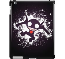Sableye Splatter iPad Case/Skin