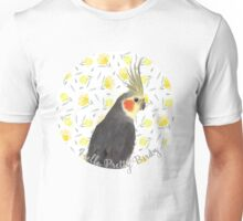 Cute lil Cockatiel Unisex T-Shirt