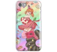 sweet sweets and pastries iPhone Case/Skin