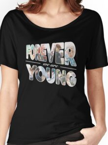 BTS - Young Forever Women's Relaxed Fit T-Shirt