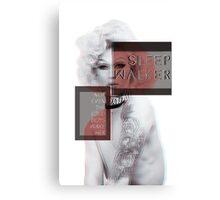 Pearl Liaison - Sleepwalker Canvas Print