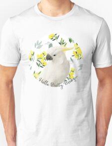 Beautiful Cockatoo Unisex T-Shirt