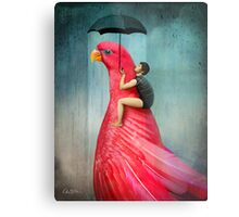 Under My Umbrella Metal Print