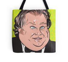 Chris Farley Tote Bag