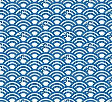 Blue wave by Nxolab