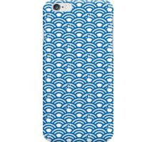 Blue wave iPhone Case/Skin