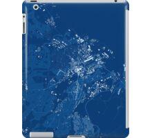 Cardiff Minimal Map iPad Case/Skin