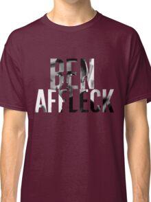 Ben Affleck Classic T-Shirt