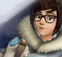 Mei- Play of the Game Sticker