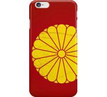 Japanese Emperor seal iPhone Case/Skin
