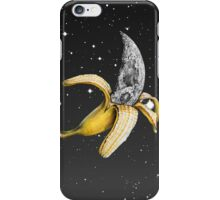 Moon Banana! iPhone Case/Skin