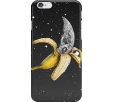 Moon Banana! iPhone Case/Skin