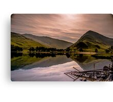 The Lake District Buttermere Canvas Print