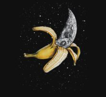 Moon Banana! Kids Tee
