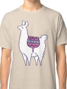 Aztec Alpaca Classic T-Shirt
