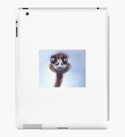 Wacky first! iPad Case/Skin