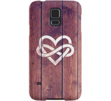 Love And Infinity Samsung Galaxy Case/Skin