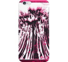 Raging Torrent Of Waves // Atomic Bomb  iPhone Case/Skin