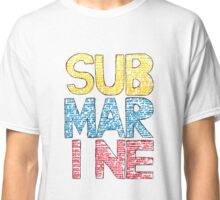 Submarine by Joe Dunthorne- Design Classic T-Shirt
