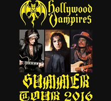SIFA05 HOLLYWOOD VAMPIRES Tour 2016 Unisex T-Shirt