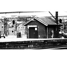 Station House Photographic Print