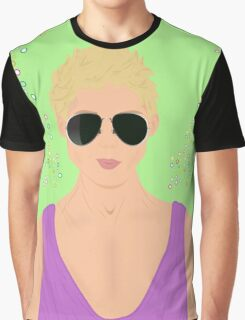 blond guy Graphic T-Shirt